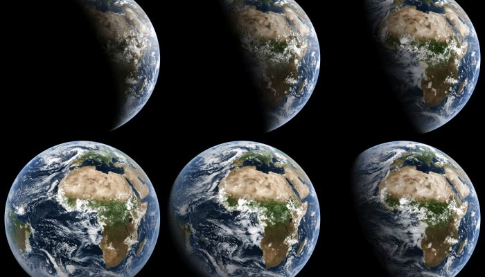 Imaggeo on Mondays: The waxing Earth