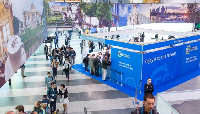 EGU 2017: Registration open & townhall and splinter meeting requests