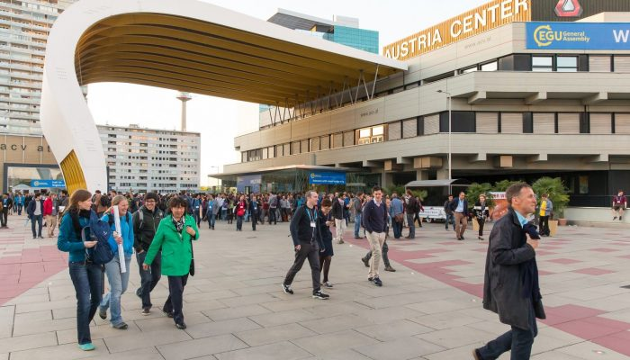EGU 2017: How to make the most of your time at the General Assembly without breaking the bank