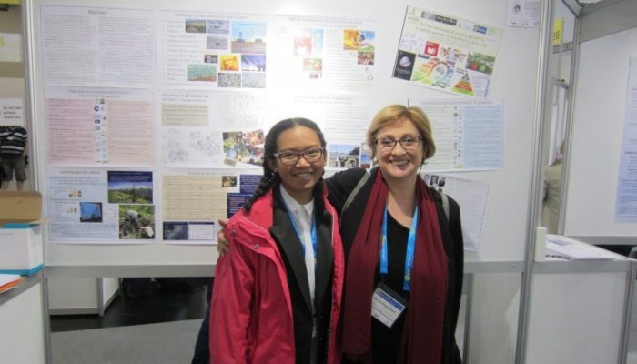 A young person's journey through the largest geoscience conference in Europe