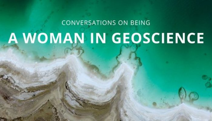 Conversations on being a woman in Geoscience