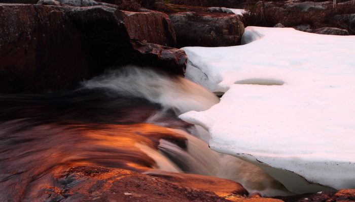 Imaggeo on Mondays: Symbiosis of ice and water