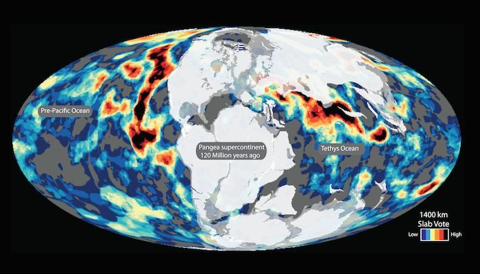 Mapping Ancient Oceans