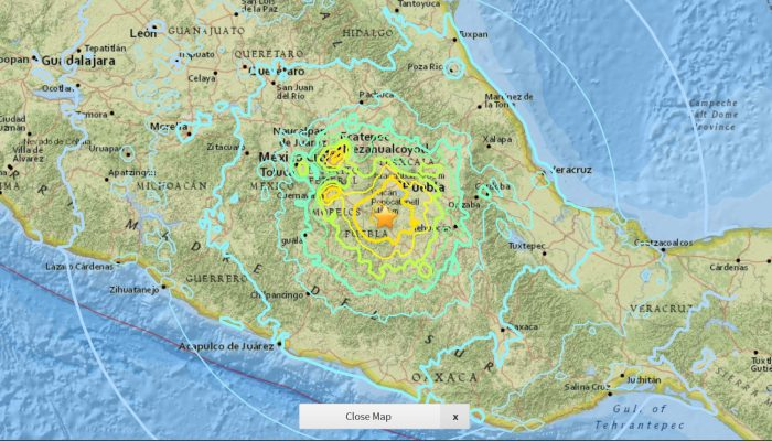 Mexico earthquakes: What we know so far