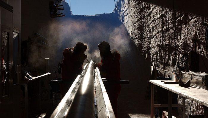 Geosciences Column: The hunt for Antarctica's oldest time capsule