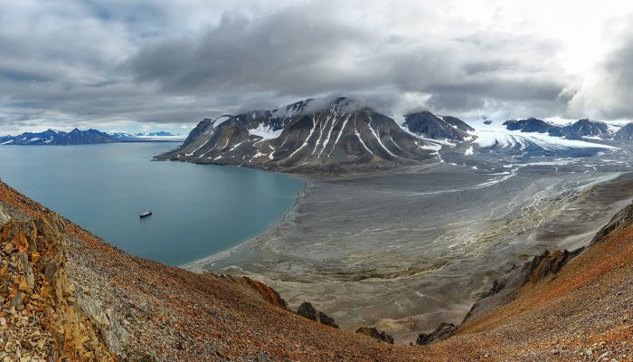 Communicating Antarctic science…in the Antarctic