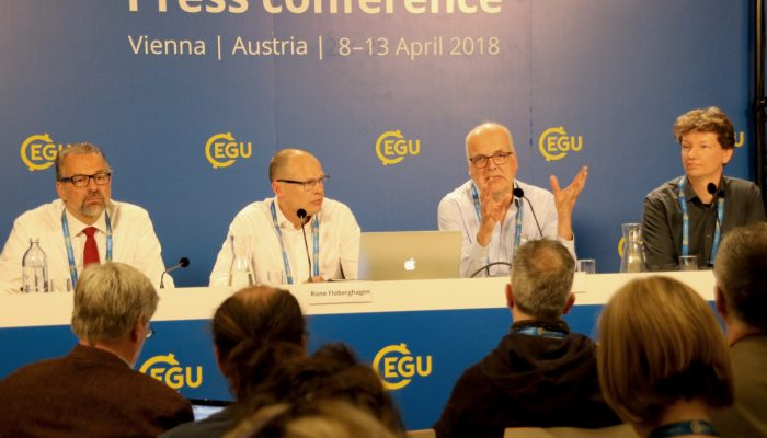 April GeoRoundUp: the best of the Earth sciences from the 2018 General Assembly
