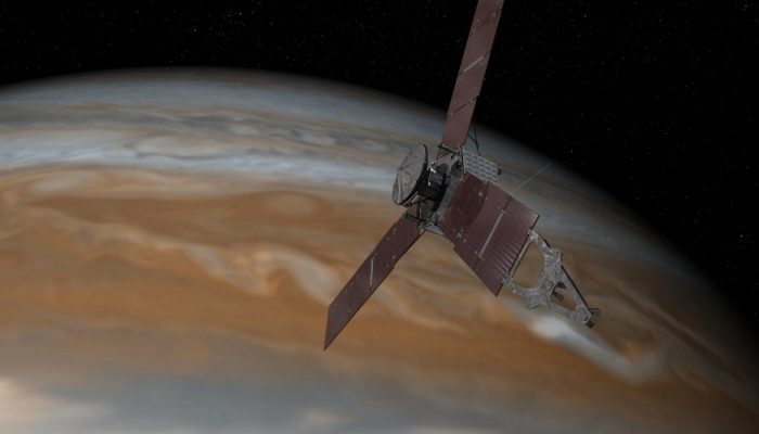 NASA's Juno mission reveals Jupiter's magnetic field greatly differs from Earth's