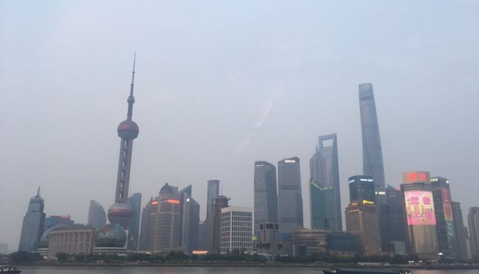 An overnight train view of China's Anthropocene – Part 1