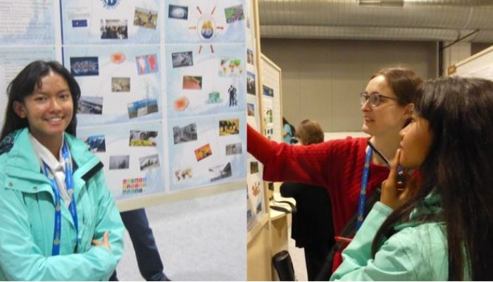A young participant's experience at the 2018 General Assembly: So much to discover!