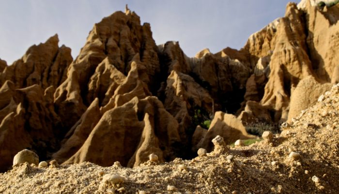 Imaggeo on Mondays: Small scale processes, large scale landforms