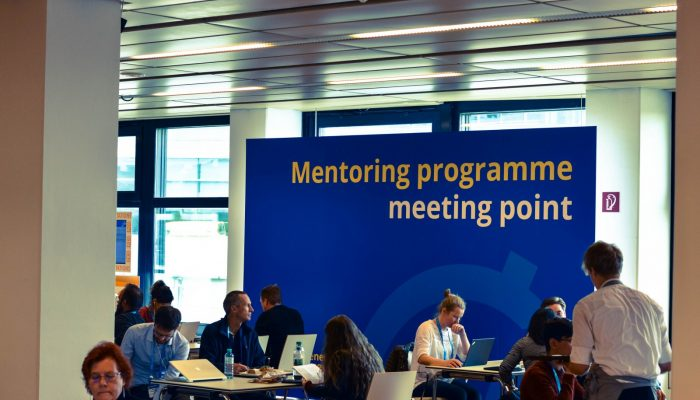 Being a mentor at the General Assembly