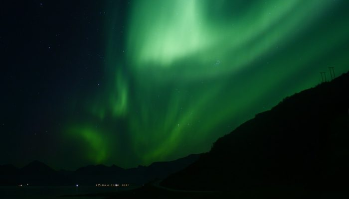 Imaggeo on Mondays: Northern lights in northern Norway