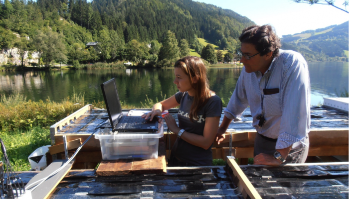 GeoTalk: Making their mark: how humans and rivers impact each other