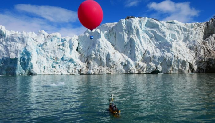 Imaggeo on Mondays: Robotics at the service of the polar science