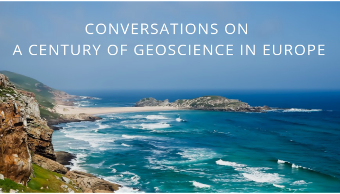 Conversations on a century of geoscience in Europe: Part 1