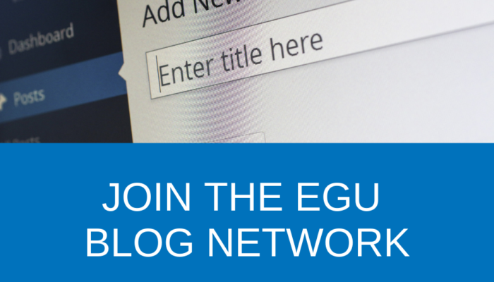 Call for new EGU network blogs!