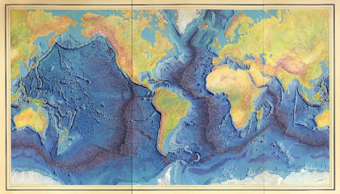 GeoTalk: Hali Felt, author of 'Soundings: The Story of the Remarkable Woman Who Mapped the Ocean Floor'