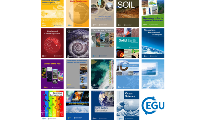 GeoRoundup: the highlights of EGU Journals published during August!