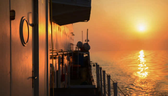 Imaggeo On Monday: Sunset in the Arabian basin