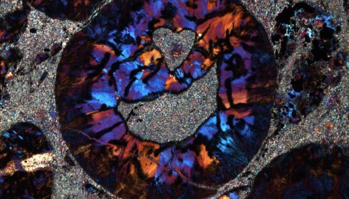 Imaggeo On Monday: Emoji from meteorites; impact spherule