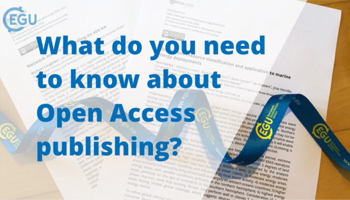 Open Access publishing and Open Science at conferences: what do you need to know?