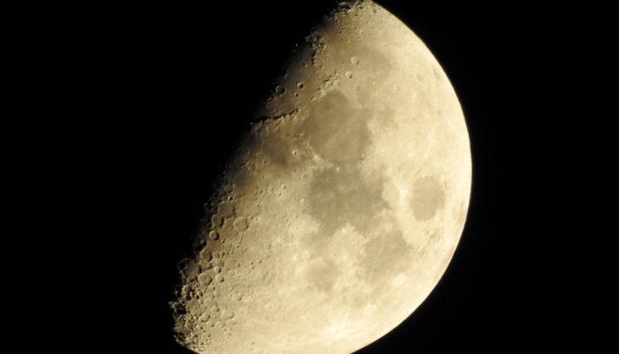 Imaggeo On Monday: Increasing Moon – seen from Hamburg