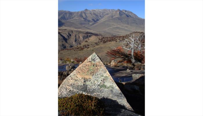 Imaggeo On Monday: Rock pyramid shaped by weathering