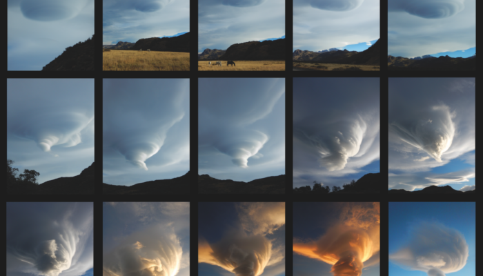 Imaggeo On Monday: The evolution of a cloud during a day