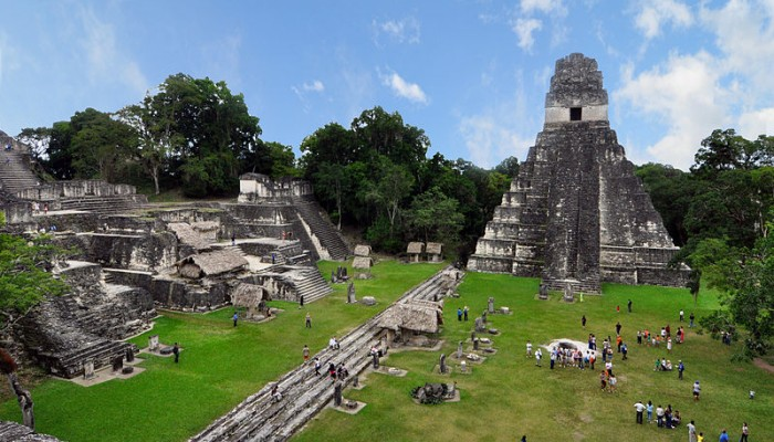What's Geology got to do with it? 1 – The Maya civilisation