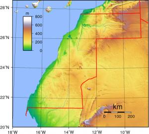 668px-Western_Sahara_Topography