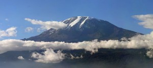 Mount Kilimanjaro - Source: Muhammad Mahdi Karim, Wikimedia Commons.
