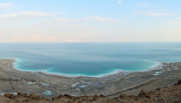 Raising the Dead Sea