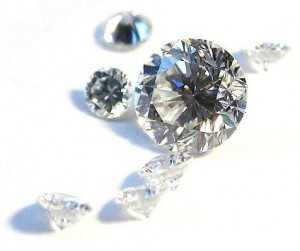 Diamonds. Source - Wikimedia Commons