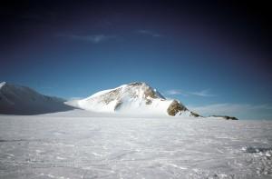 Brand Peak , Antarctica. Source: euphro, Wikimedia Commons.