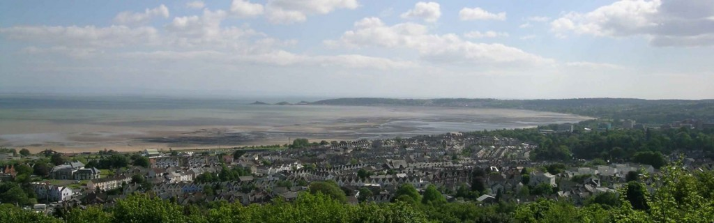 Swansea Bay where the new Tidal Lagoon would be located. Source - Kakoui, Wikimedia Commons.