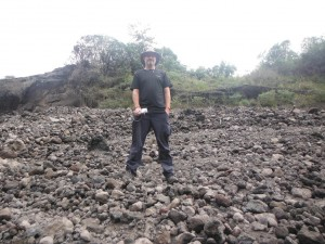 Photo 5 - pyroclastic flows