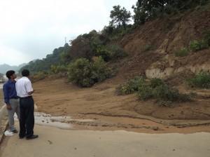 JK landslide