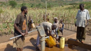 Freshwater Borehole in Tanzania (Credit: Tumaini Fund)