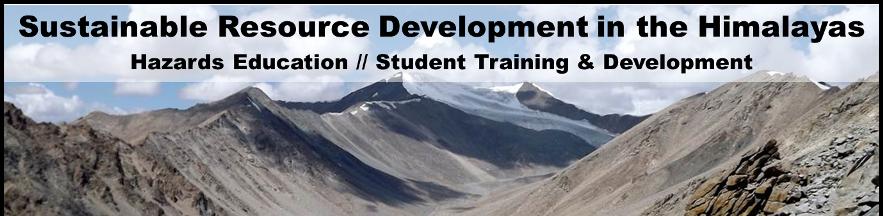 GfGD Website - Himalayas Banner