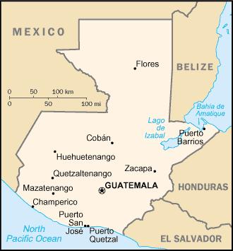Guatemala (Public Domain)