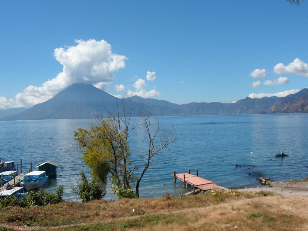 Lake Atitlan (Credit: Joel Gill)