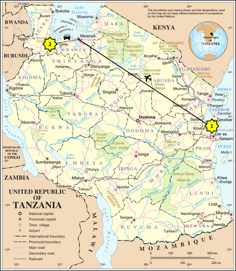 Geology for Global Development | GfGD in Tanzania (2) – Monitoring