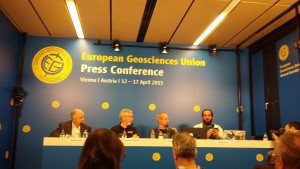 EGU Press Conference on the latest results from the ESA Rosetta Mission