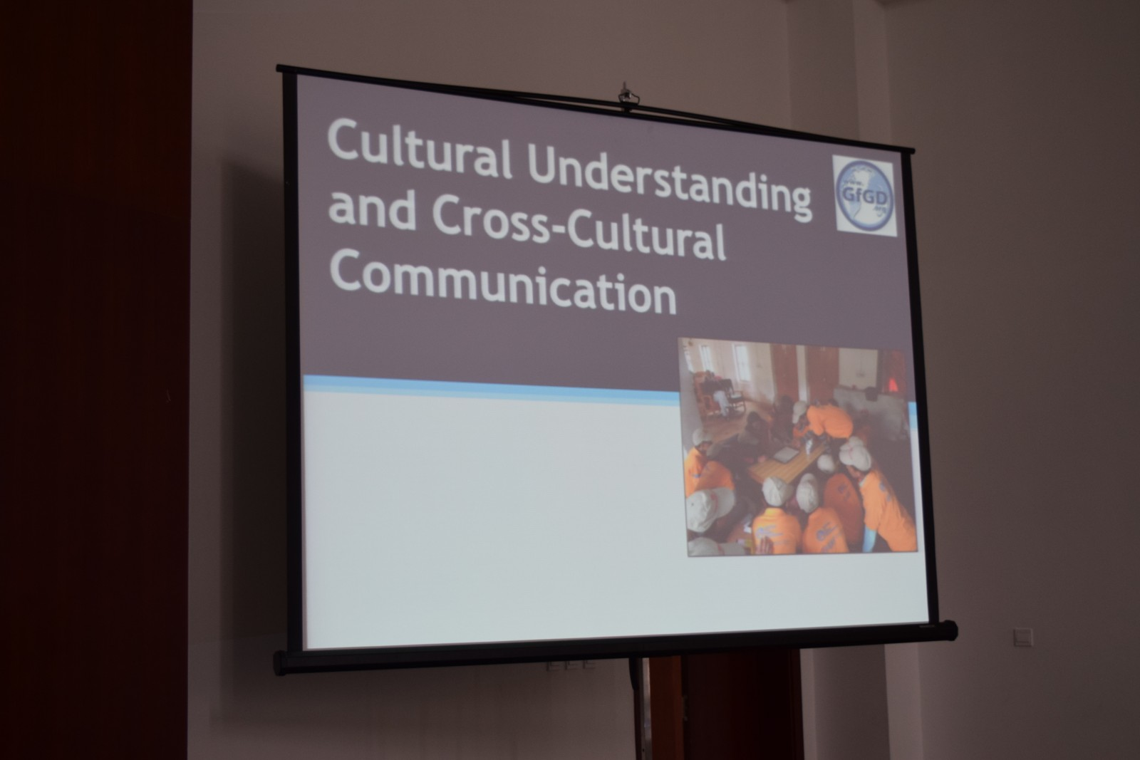 Cultural Communication Workshop in Tanzania at the YES Network Congress (August 2014).