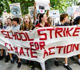 The ethical questions behind the school climate strike. Do we have a place in earth's ecosystems? Jesse Zondervan's February 2019 #GfGDpicks #SciComm