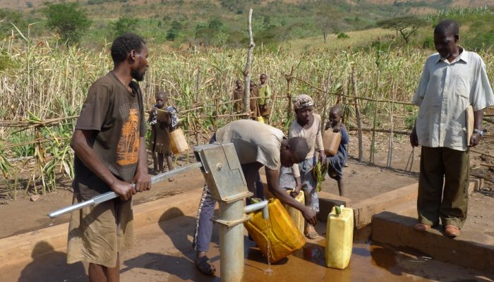 Guest Blog: Anthropogenic climate change – what does this mean for groundwater resources in Africa?