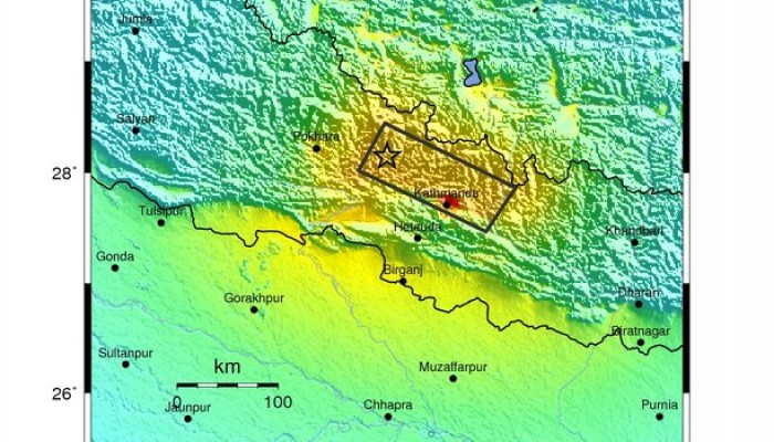 Tragedy in the Himalaya – Largest Earthquake for 80 years in Nepal