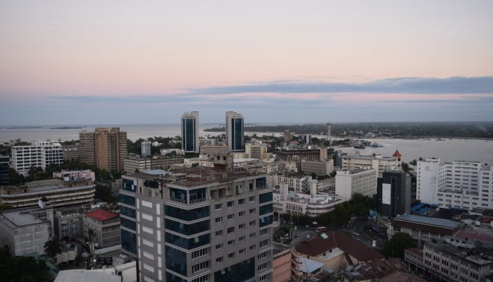 Geoscience and Sustainable Cities (SDG 11) in Eastern Africa