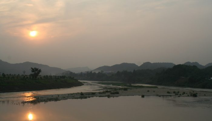 Heather Britton: China's Water Diversion Project